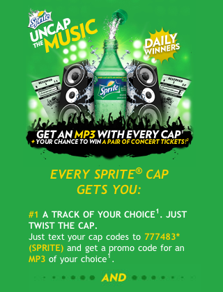 Sprite | Uncap The Music