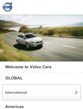 Volvo Cars Mobile